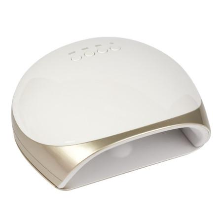 Lampa S6 DUAL LED 48W bielo-zlatá NechtovyRAJ.sk - Daj svojim nechtom všetko, čo potrebujú