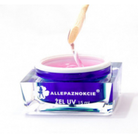 Uv gél AP 106 - Perfect Pink 15 ml