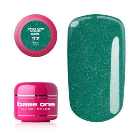 Silcare Base One Pixel UV gél 17 Wet Mint 5 g NechtovyRAJ.sk - Daj svojim nechtom všetko, čo potrebujú