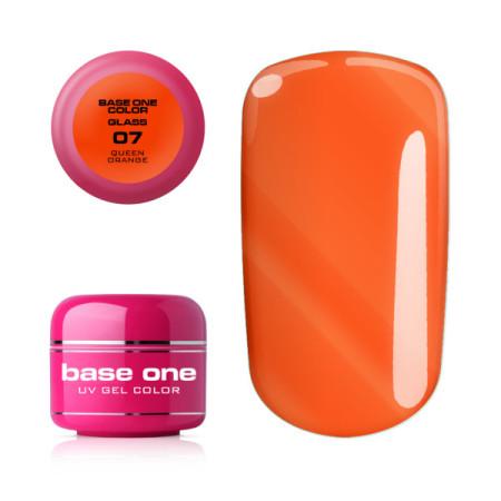 Base one farebný gél 07 Queen Orange 5g NechtovyRAJ.sk - Daj svojim nechtom všetko, čo potrebujú