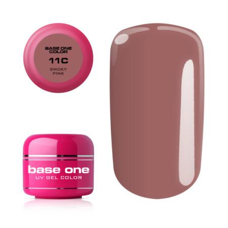 Nové - Base one farebný gél smoky pink 11c 5g NechtovyRAJ.sk - Daj svojim nechtom všetko, čo potrebujú