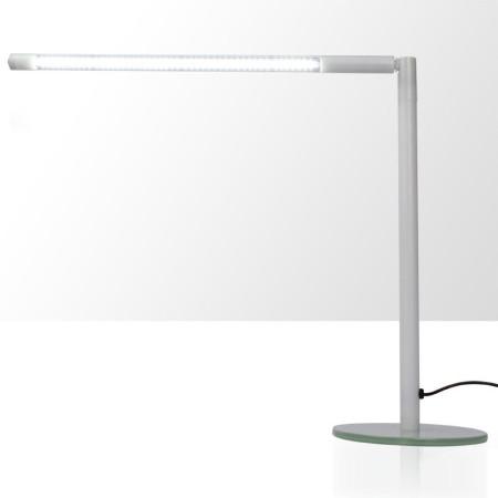 Novinka - Stolová led lampa biela 2