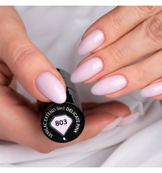 Semilac Extend 5v1 803 Delicate Pink