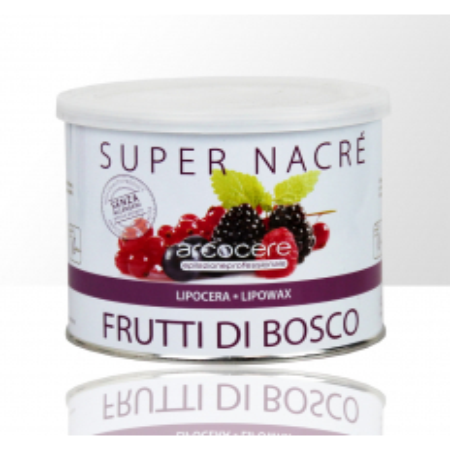 Vosk na depiláciu v plechovke lesné ovocie 400 ml