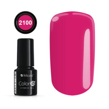 Gél lak Color IT Premium 2100 6 g