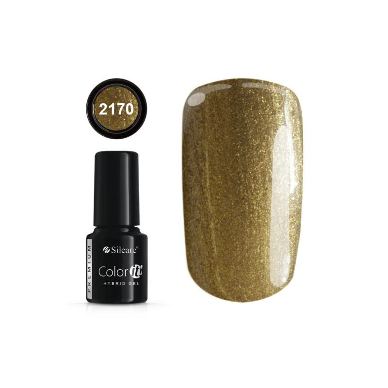 Gél lak Color IT Premium Gold 2170 6g NechtovyRAJ.sk - Daj svojim nechtom všetko, čo potrebujú