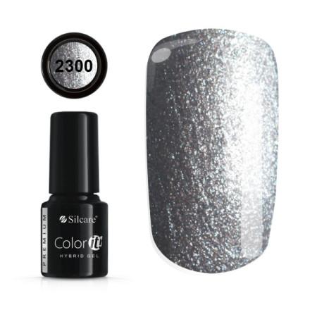 Gél lak Color IT Premium Silver 2300 ml NechtovyRAJ.sk - Daj svojim nechtom všetko, čo potrebujú