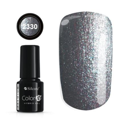 Gél lak Color IT Premium Silver 2330 ml NechtovyRAJ.sk - Daj svojim nechtom všetko, čo potrebujú