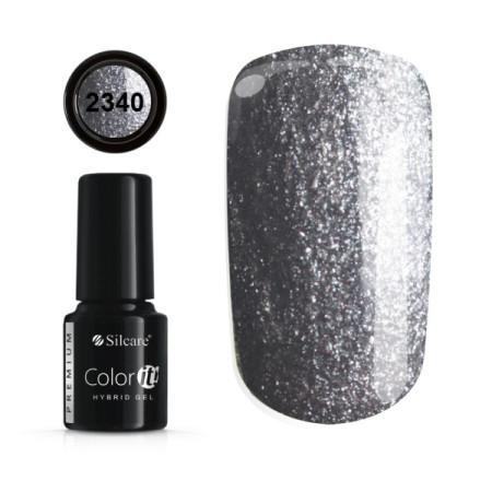 Gél lak Color IT Premium Silver 2340 ml NechtovyRAJ.sk - Daj svojim nechtom všetko, čo potrebujú