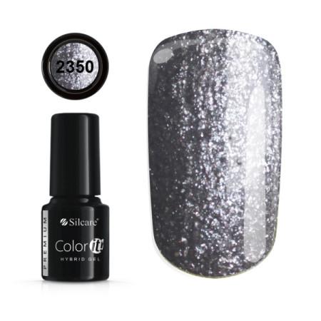 Gél lak Color IT Premium Silver 2350 ml NechtovyRAJ.sk - Daj svojim nechtom všetko, čo potrebujú