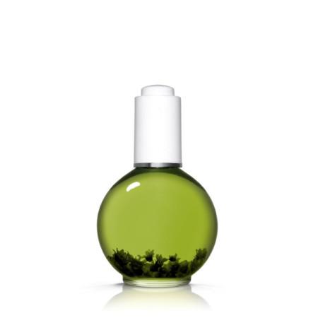 Olejček na nechty s kvietkami 75 ml - 18 oliva