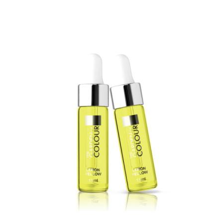 Výživný olejček na nechty - žltý citrón 15ml