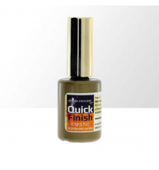 Quick finish Exclusive Elastic - bezvýpotkový 15ml