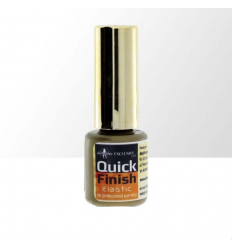 Quick finish Exclusive Elastic - bezvýpotkový 6 ml