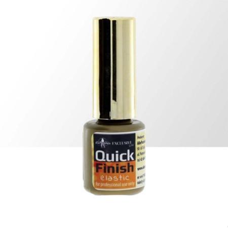 Quick finish Exclusive Elastic - bezvýpotkový 6 ml NechtovyRAJ.sk - Daj svojim nechtom všetko, čo potrebujú