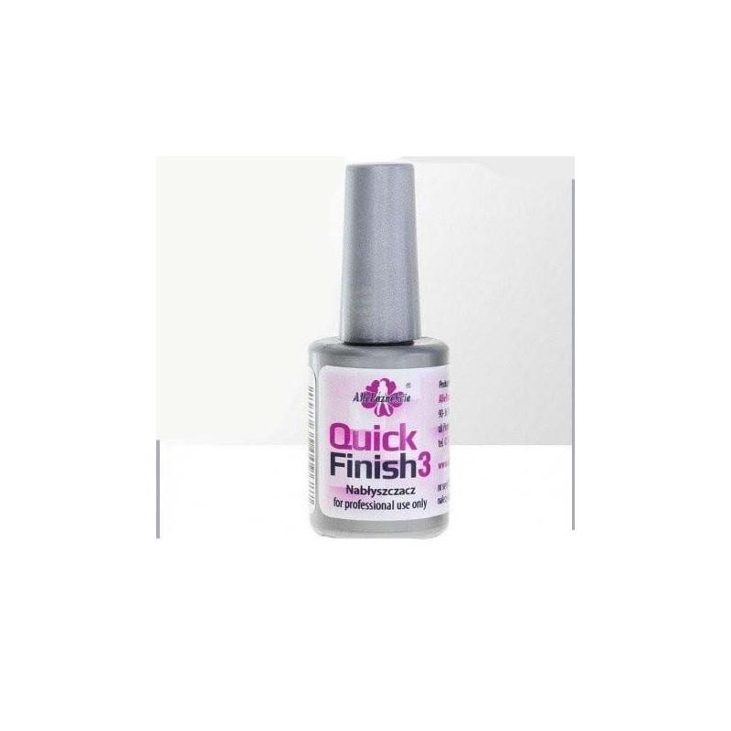 Nové - Quick finish 3 15ml NechtovyRAJ.sk - Daj svojim nechtom všetko, čo potrebujú