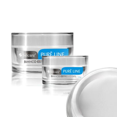 Uv gél bianco pure line 50 g NechtovyRAJ.sk - Daj svojim nechtom všetko, čo potrebujú