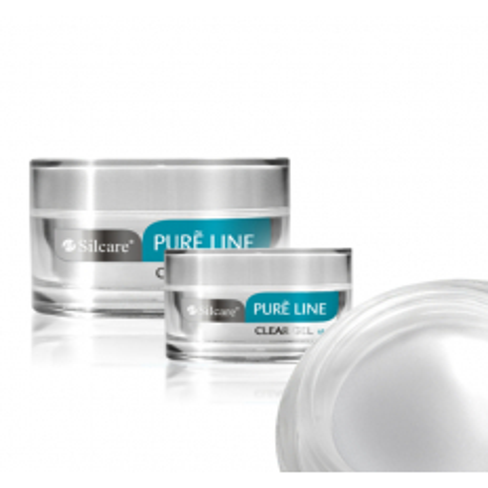 Uv gél clear pure line 50 g