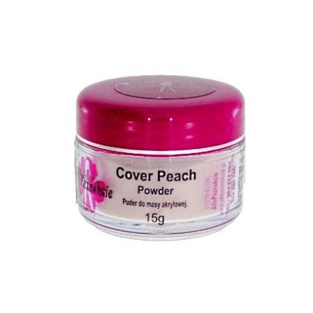 Akrylový prášok cover peach 15 g NechtovyRAJ.sk - Daj svojim nechtom všetko, čo potrebujú