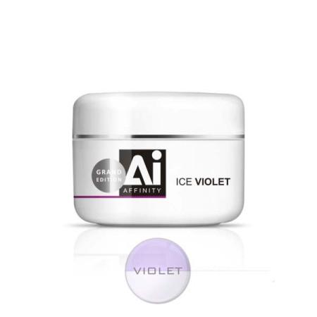 UV gél AFFINITY ICE VIOLET 100 g