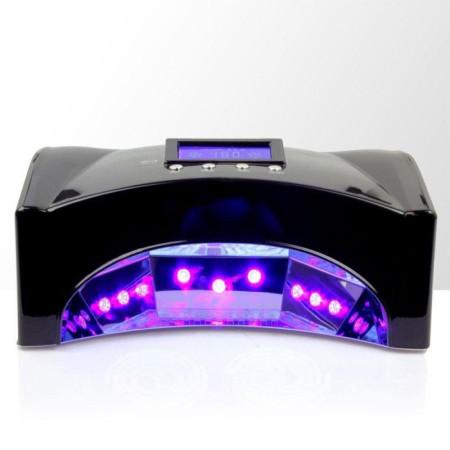 UV LED LAMPA 66 W - čierna na dve ruky NechtovyRAJ.sk - Daj svojim nechtom všetko, čo potrebujú
