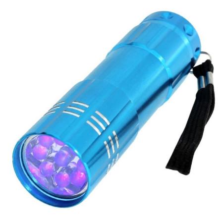 Mini UV LED baterka modrá NechtovyRAJ.sk - Daj svojim nechtom všetko, čo potrebujú