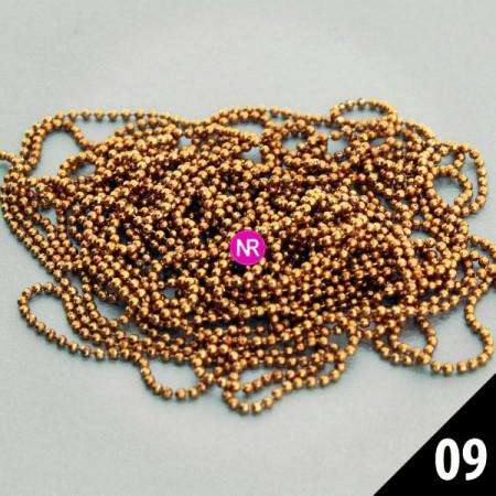 Retiazka na zdobenie 09 NechtovyRAJ.sk - Daj svojim nechtom všetko, čo potrebujú