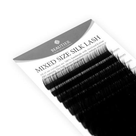 Hodvábne norkové 3D mihalnice C 0,10 MIX dĺžok 8-16 mm NechtovyRAJ.sk - Daj svojim nechtom všetko, čo potrebujú