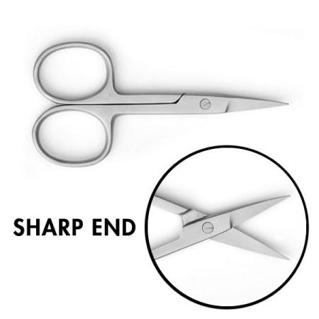 Beautier mini nožničky rovné NechtovyRAJ.sk - Daj svojim nechtom všetko, čo potrebujú