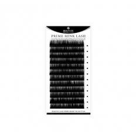 Beautier prime mink norkové riasy C 0,10 x 14mm NechtovyRAJ.sk - Daj svojim nechtom všetko, čo potrebujú