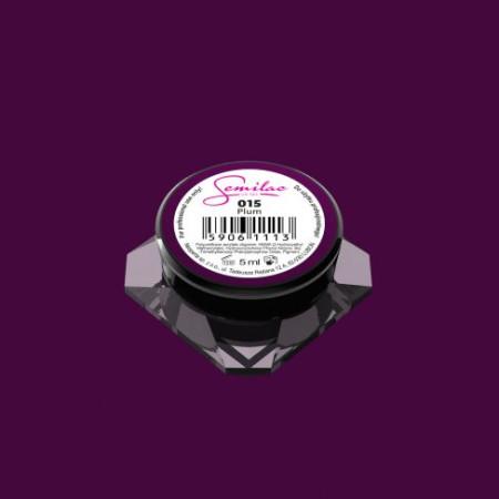 Farebný uv gél Semilac 015