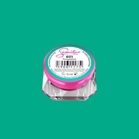 Farebný uv gél Semilac 021