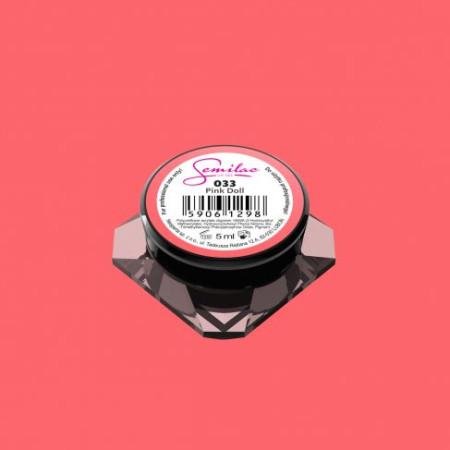Farebný uv gél Semilac 033 NechtovyRAJ.sk - Daj svojim nechtom všetko, čo potrebujú