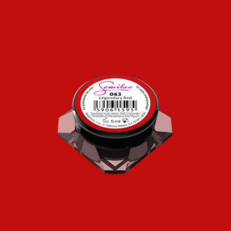 Farebný uv gél Semilac 063
