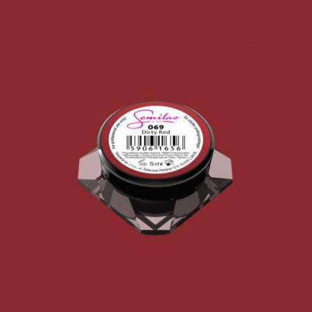 Farebný uv gél Semilac 069 NechtovyRAJ.sk - Daj svojim nechtom všetko, čo potrebujú