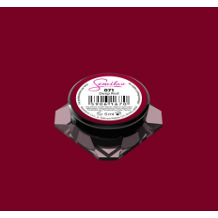 Farebný uv gél Semilac 071