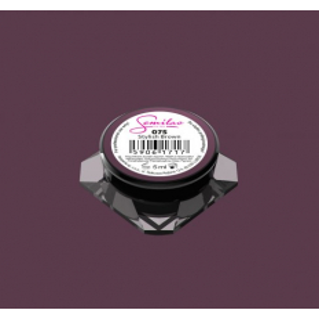 Farebný uv gél Semilac 075