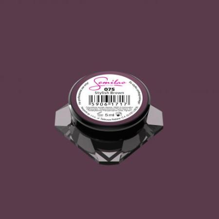 Farebný uv gél Semilac 075 NechtovyRAJ.sk - Daj svojim nechtom všetko, čo potrebujú