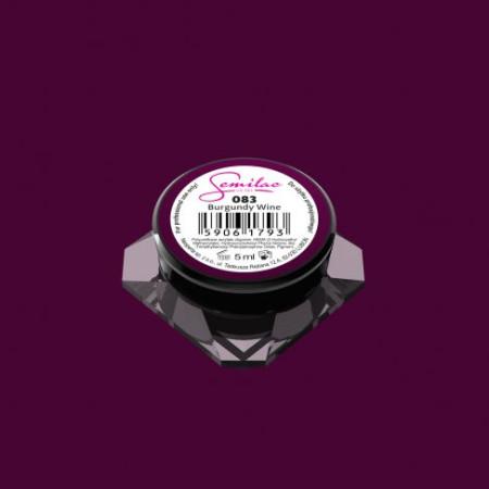 Farebný uv gél Semilac 083