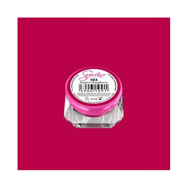Farebný uv gél Semilac 103 NechtovyRAJ.sk - Daj svojim nechtom všetko, čo potrebujú
