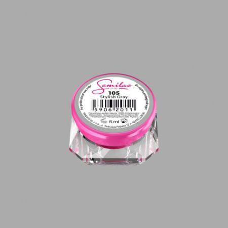 Farebný uv gél Semilac 105