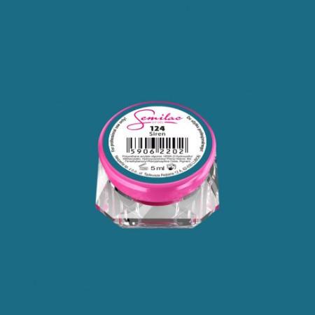 Farebný uv gél Semilac 124 NechtovyRAJ.sk - Daj svojim nechtom všetko, čo potrebujú
