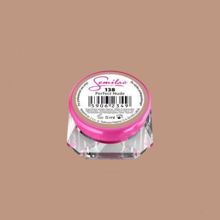 Farebný uv gél Semilac 138