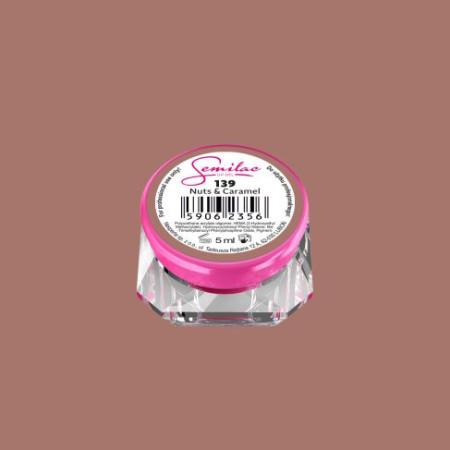 Farebný uv gél Semilac 139