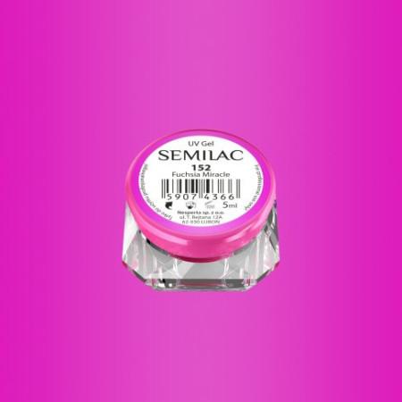 Farebný uv gél Semilac 152 NechtovyRAJ.sk - Daj svojim nechtom všetko, čo potrebujú