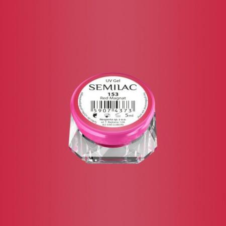 Farebný uv gél Semilac 153 NechtovyRAJ.sk - Daj svojim nechtom všetko, čo potrebujú