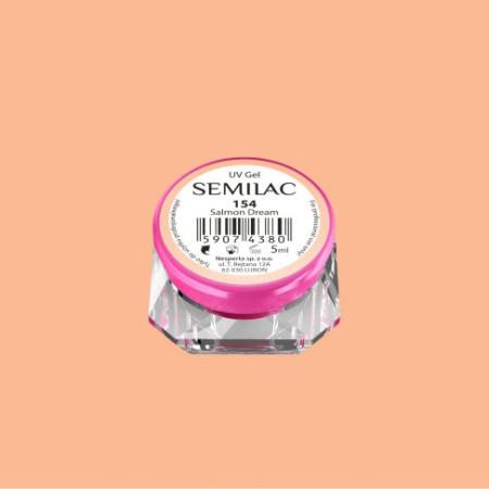 Farebný uv gél Semilac 154