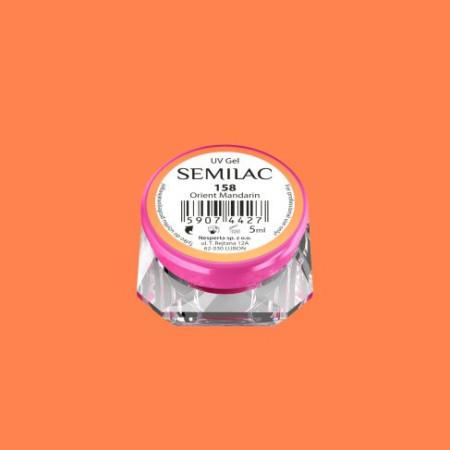 Farebný uv gél Semilac 158 NechtovyRAJ.sk - Daj svojim nechtom všetko, čo potrebujú
