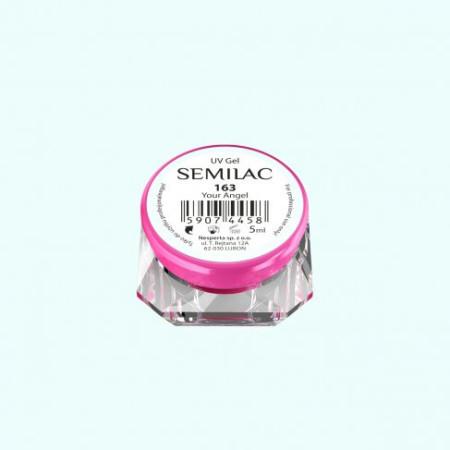 Farebný uv gél Semilac 163 NechtovyRAJ.sk - Daj svojim nechtom všetko, čo potrebujú
