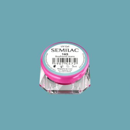 Farebný uv gél Semilac 165 NechtovyRAJ.sk - Daj svojim nechtom všetko, čo potrebujú